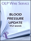 Blood Pressure Update