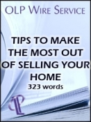 Tips to Make the Most out of Selling Your Home
