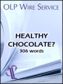 Healthy Chocolate?