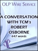 A Conversation with TCM's Robert Osborne