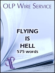 Flying is Hell
