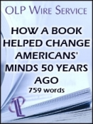 How a Book Helped Change Americans' Minds 50 Years Ago