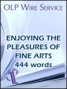 Enjoying Pleasures of the Fine Arts