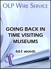 Going Back in Time by Visiting Museums