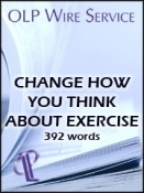 Change How You Think About Exercise and Change Your Life