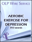 Aerobic Exercise for Depression
