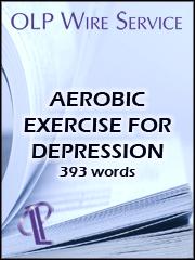 Aerobic Exercise for Depression