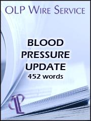 Blood Pressure Update