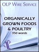 Organically Grown Food & Poultry