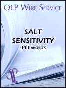 Salt Sensitivity