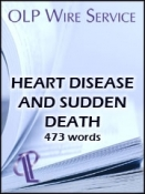 Heart Disease and Sudden Death