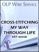 Cross-Stitching My Way Through Life