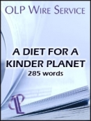 A Diet for a Kinder Planet