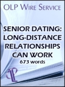 Senior Dating: Long-Distance Relationships Can Work