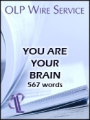 You Are Your Brain