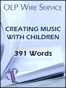 Creating Music with Children
