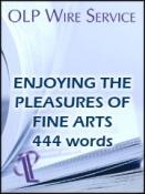 Enjoying Pleasures of the Fine Arts