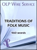 Traditions of Folk Music