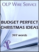 Budget Perfect Christmas Ideas