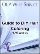 Guide to DIY Hair Coloring