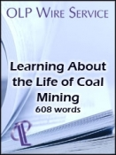Learning About the Life of Coal Mining